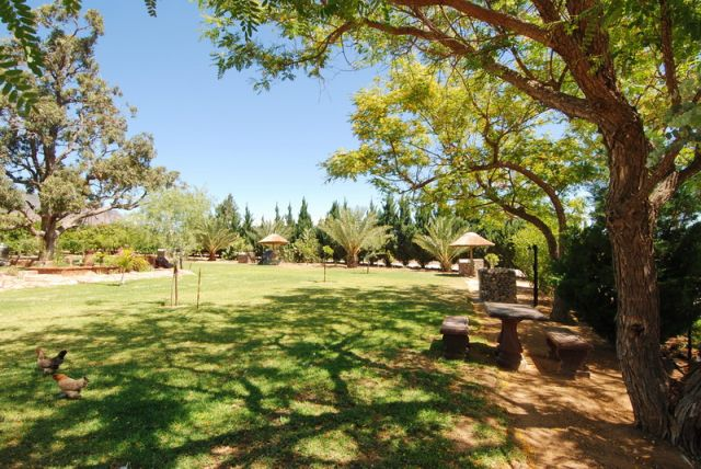 Caravan Park @ Oasis Country Lodge Klawer